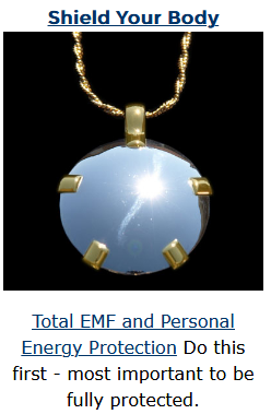 emf protection pendant