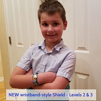 EMF wristband